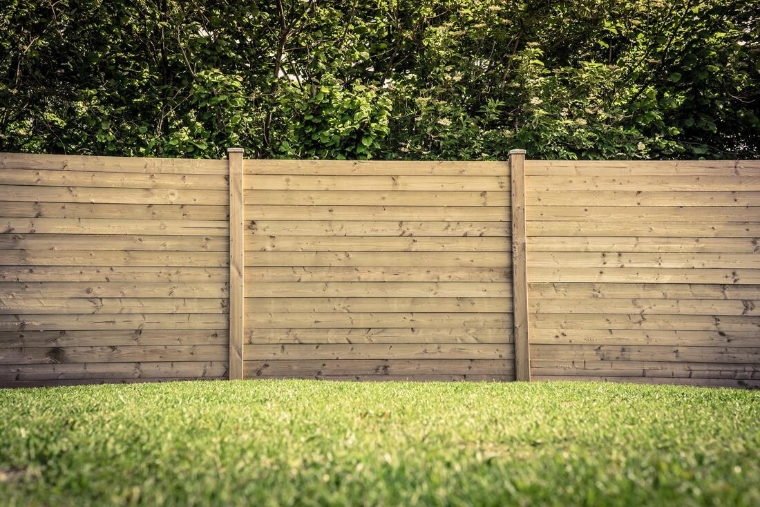 professional wood fence installation